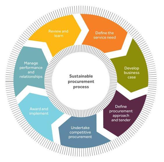 procurement relationship and performance management process