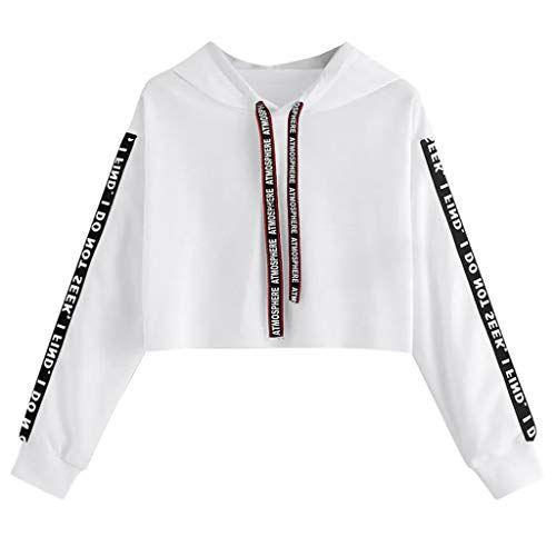 Allegorly T Shirt Ado Fille à La ModeFemmes à Manches
