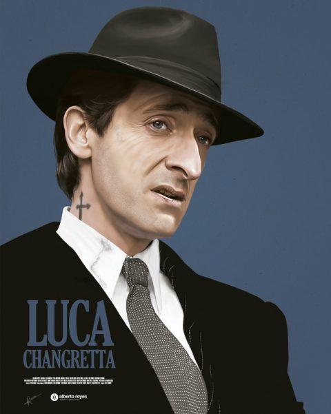 Luca Changretta Personagens De Filmes Capas De Filmes Filmes De Mafia