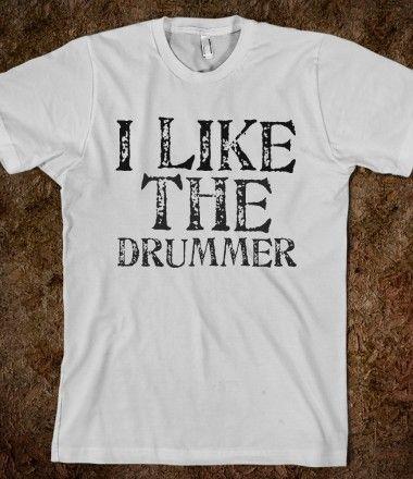 I love drummers. Josh Devine, Rian Dawson, Mike Fuentes, Rob Chianelli, and Jess Bowen.