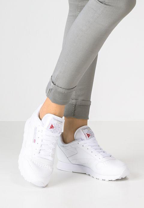 Classic Leather Cushioning Midsole Shoes Sneaker Low White Zalando De Reebok Schuhe Damen Reebok Sneaker