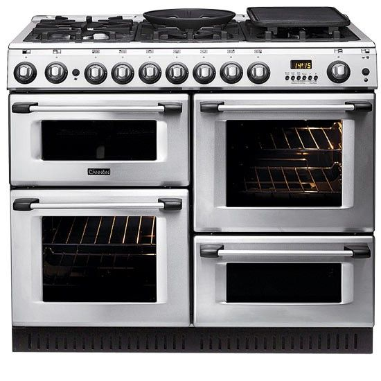 Cannon Professional 100 range cooker | Range cookers | Kitchen appliances | PHOTO GALLERY | housetohome.co.uk