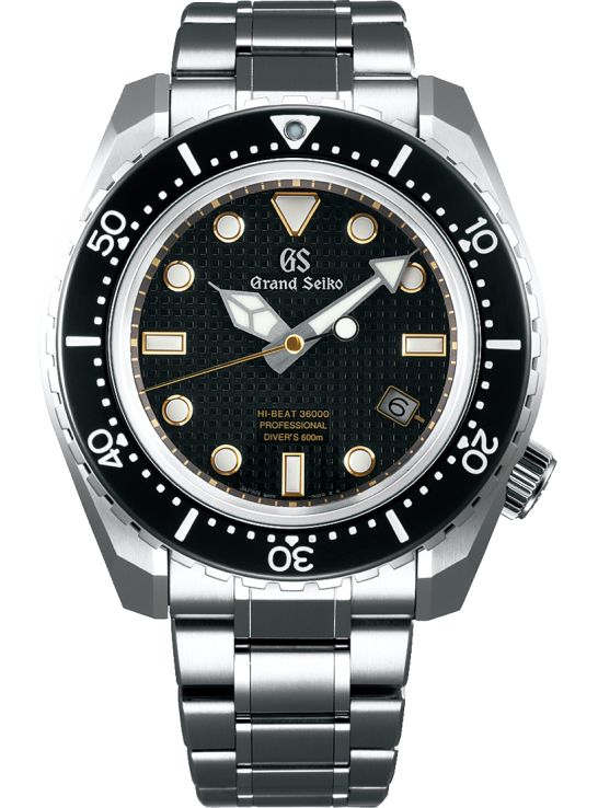 Grand Seiko The Hi-Beat 36000 Professional 600m Diver's Ref. SBGH255