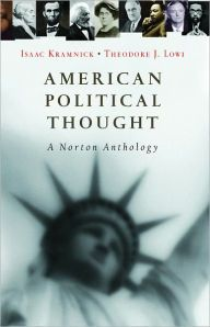 American Political Thought / Edition 1 by Isaac Kramnick Download