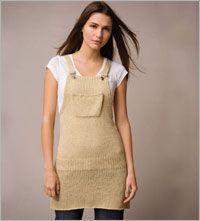 overalls dress by Teva Durham