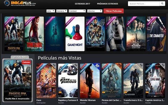 Ver Películas Online Gratis Mejores Páginas Cine 2021 Paginas Para Ver Peliculas Ver Peliculas Online Ver Películas