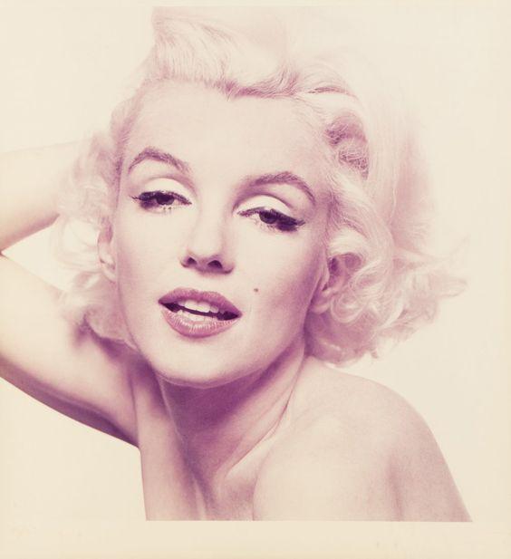 Bert Stern, (American, 20th century), Marilyn Monr