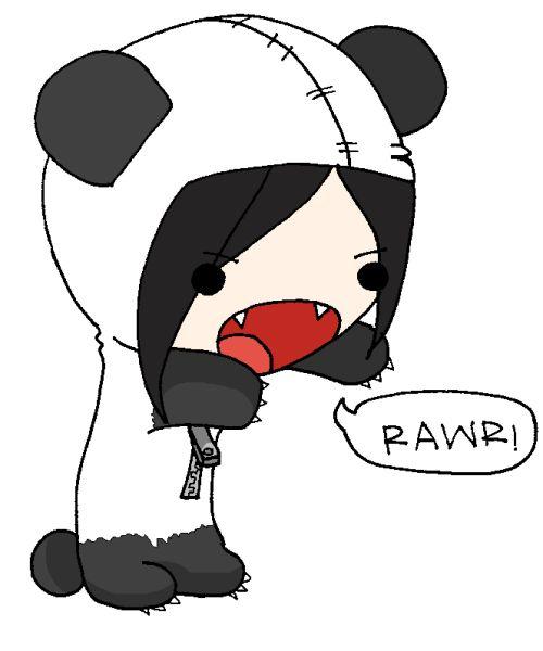 panda kawaii - Buscar ...
