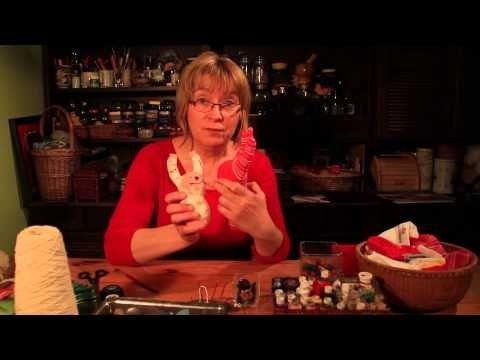 Zokni baba készítés hdiShop módra video - hdishop.hu - YouTube