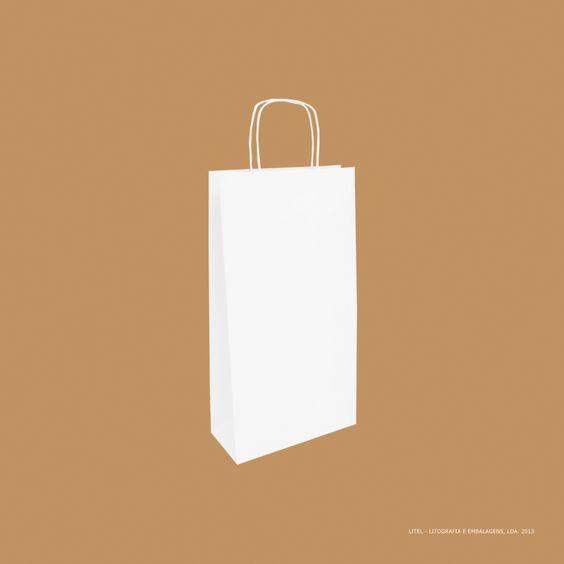 GEMINUS saco de papel / paper bag / bolsa de papel / sac de papier / papiertaschen