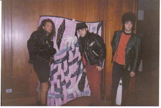 SODA STEREO en Misiones, en el primero de los shows de la #GiraAnimal1990