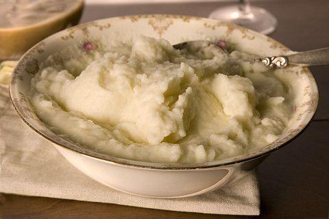 Mashed Potatoes | Recipe | Sour Cream Mashed Potatoes, Mashed Potatoes ...