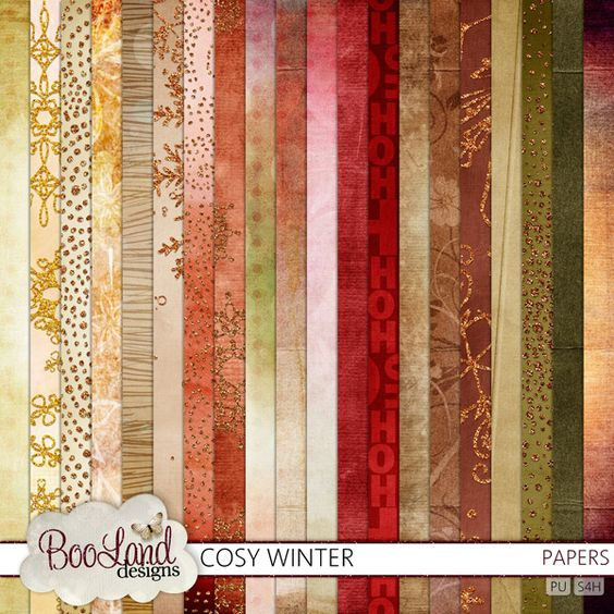 Cosy Winter Paper Pack