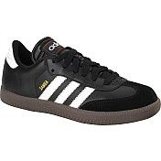 Adidas Samba Indoor Soccer Shoes Kids - I have always wanted a pair of these. Don't know why. I don't play soccer. At all. Never did.