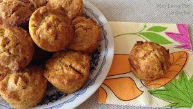 Twittear      Estas son las recetas de muffins que te proponemos. Son perfectos para el desayuno. Y quien dice desayuno, también...