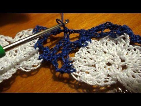 Вязание крючком детской кофточки / Часть 1 /  Crochet Baby jackets / Par...