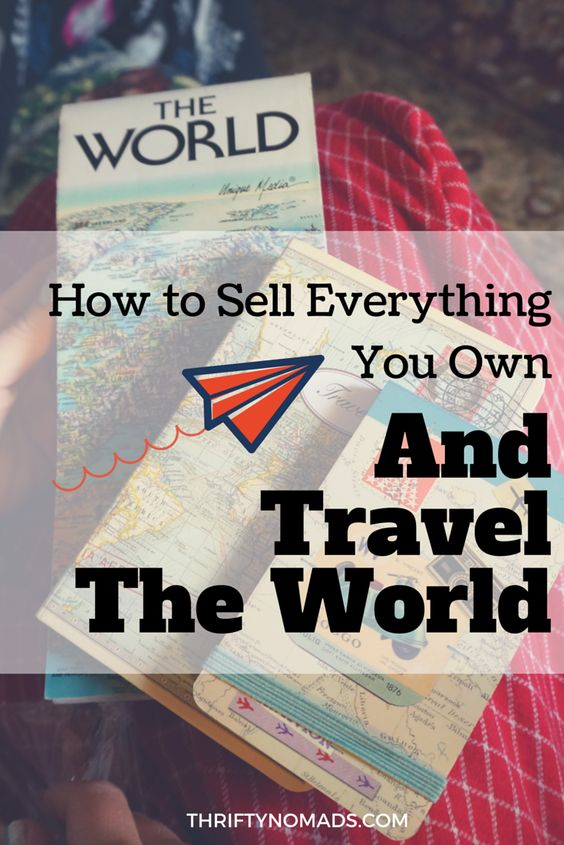 Whether you want to sell it all or or just a little bit, selling your belongings is a great way to grow your travel savings. Here's our best tips to sell effectively & FAST!