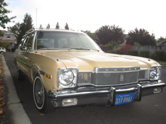 '77 Dodge Aspen Station Wagon V8