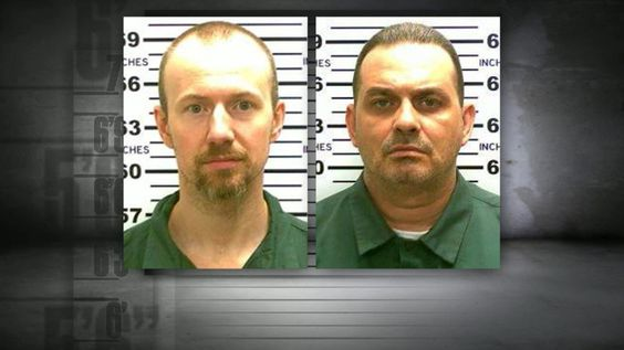 Convicted Killers Escape from NY Prison, Still on the Loose