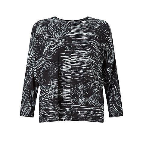 Buy Kin by John Lewis Printed Batwing T-Shirt, Multi Online at johnlewis.com
