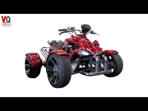 Viper Quads New F3 250 F3 350 Road Legal Quad Bikes