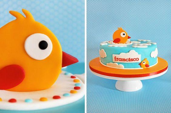 Francisco's Birthday Cake