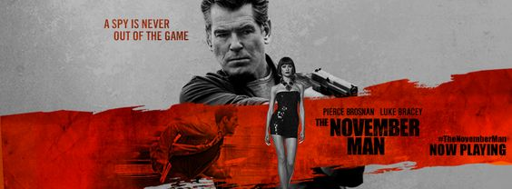 CULTURA SCHICK: THE NOVEMBER MAN - cinema