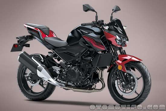 Harga Kawasaki Z400 2020 Spesifikasi Review Gambar Gambar
