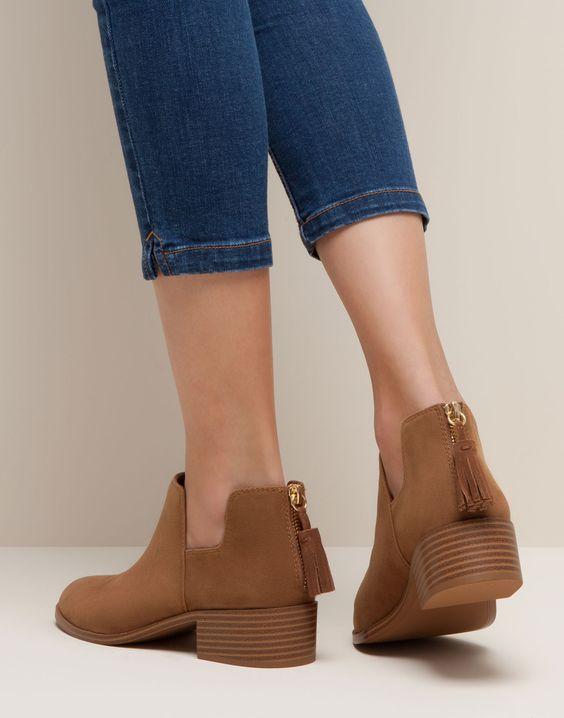 3c6ee15de zapatos-pull-and-bear-botas-botines-con-flecos-oto%C3%B1o-invierno-2015-2016