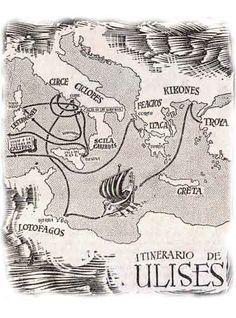 La Odisea de Homero – El Eneagrama de la Personalidad describe el viaje de Ulises | desQbre - Psicología y Formación
