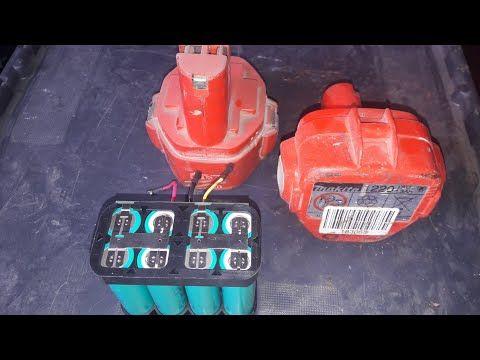 Regeneracja Baterii Wkretarki Jak Naprawic Baterie Wymiana Ogniwa Youtube Youtube Personalized Items Toy Car