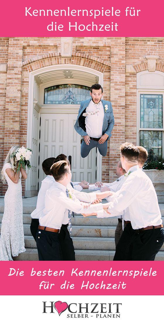 Hochzeitsspiele zum Kennenlernen   Die besten Spiele