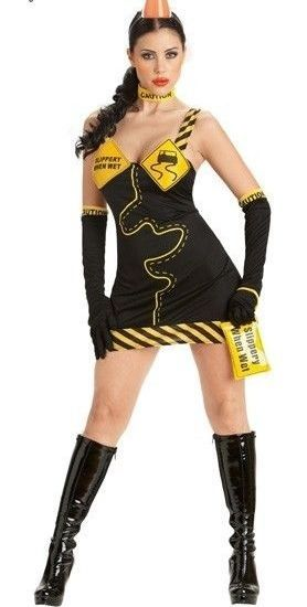 Construction worker sexy costume