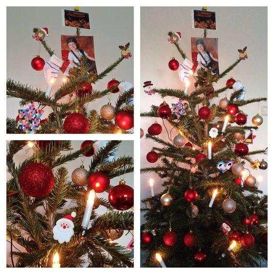 Árvore de Natal de Francine Krüger