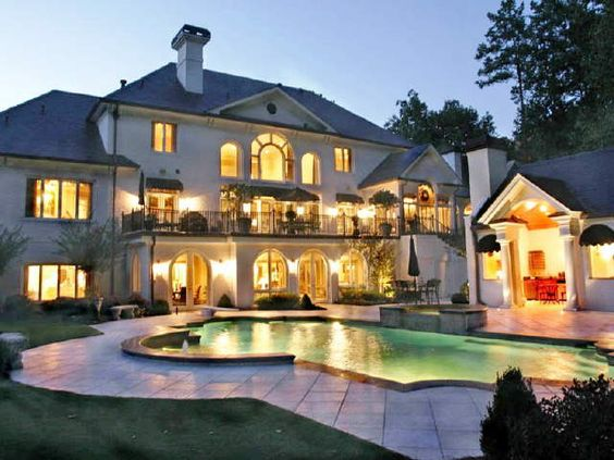 pictures of mansions - Google Search