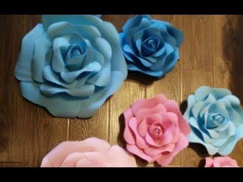 Fantastis 25 Bunga Mawar Yang Terbuat Dari Kertas Cara Membuat