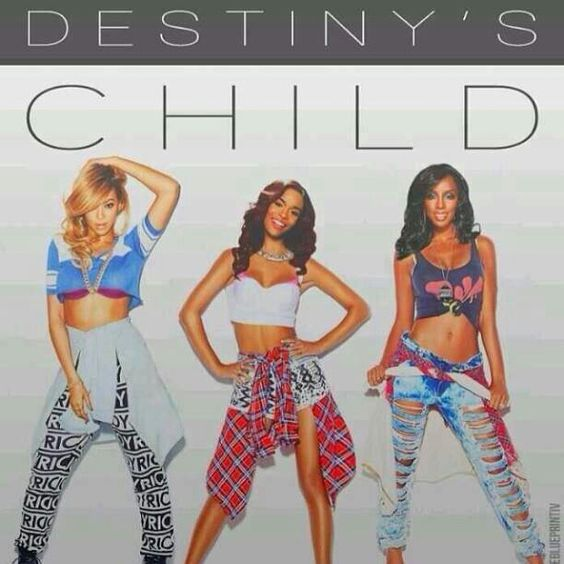 Destiny's Child Throwback Wednesday
