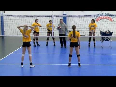 Best Of Club Volleyball Base Defense And Blocking Assignments Eric Schulze Youtube With Images Volleyball Drills Volleyball Training Volleyball