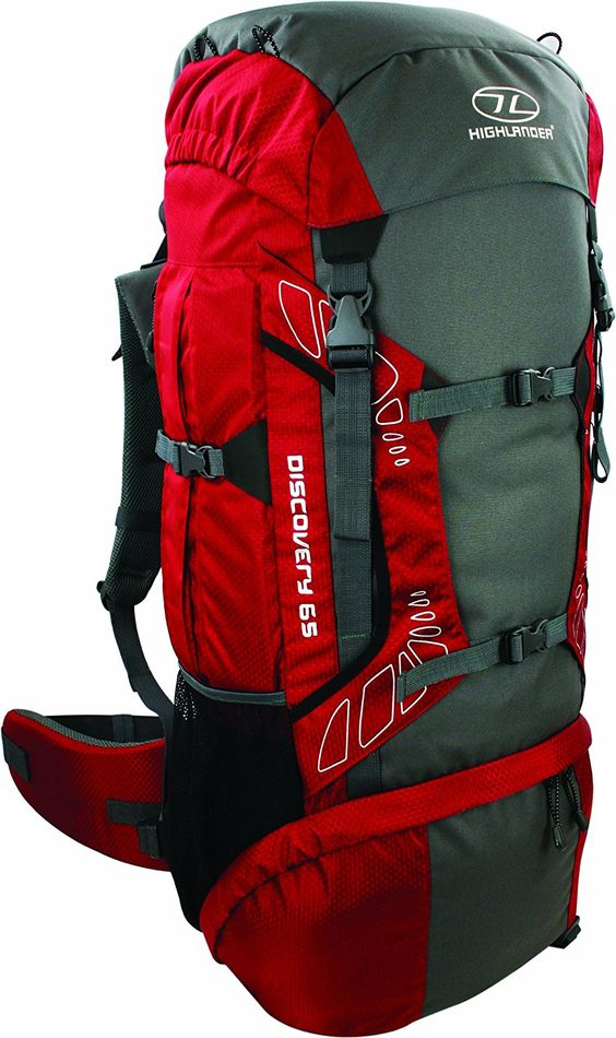 Highlander Outdoor Discovery 65-Liter Rucksack ** Awesome product ...
