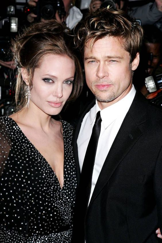 Angelina Jolie and Brad Pitt - Trendarty.com https://www.facebook.com/trendarty/?ref=hl https://twitter.com/trendarty5 https://es.pinterest.com/trendarty/ and https://vimeo.com/trendarty #blackfriday #lujo #luxury #jetset #richlife #vips #belleza #beauty #moda #rebajas #descuentos #chollos #lowcoast #bargain #outlet #vestidos #vestidodenoche #vestidodefiesta #dress #party