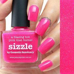 Picture Polish Sizzle Nail Polish