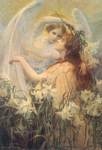 """George Hilliard Swinstead, """"The Angel's Message"""""""