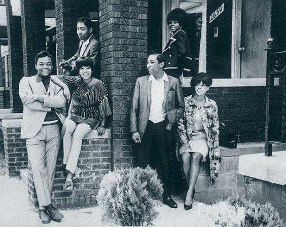 1960's Motown artists