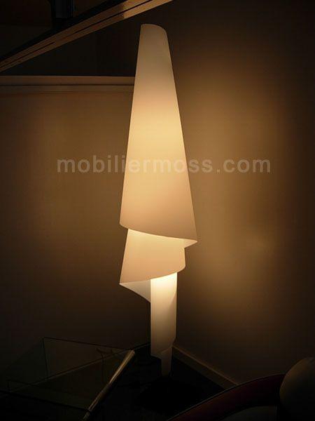 Luminaire design sur pied – Linéance