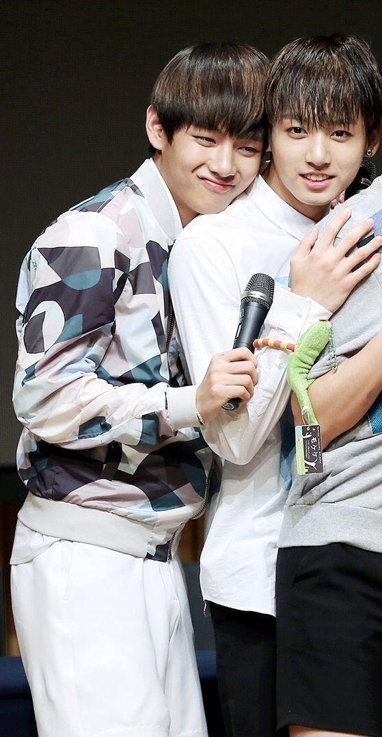 Hug Taekook Bts Fans Bts