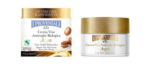 I Provenzali Bio Argan-Crema Viso Antirughe