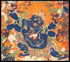 what does Mahakala mean in Gelugpa tradition? - Google Search