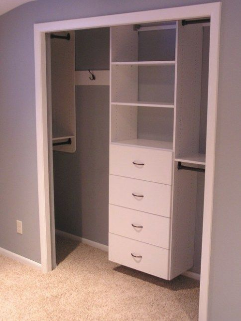 Most people have small closets that can sometimes present issues with storage. Check out these small closets tips and tricks for optimizing space.