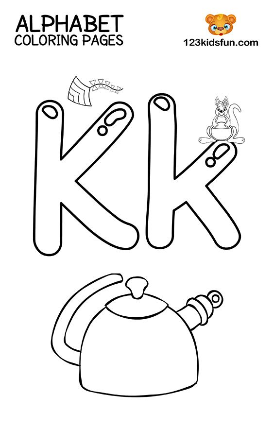 Free Printable Alphabet Coloring Pages For Kids 123 Kids Fun Apps Alphabet Coloring Pages Alphabet Coloring Kids Printable Coloring Pages