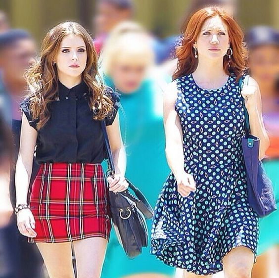 Pitch Perfect - Bechloe - Sendrick - Anna Kendrick - Brittany Snow